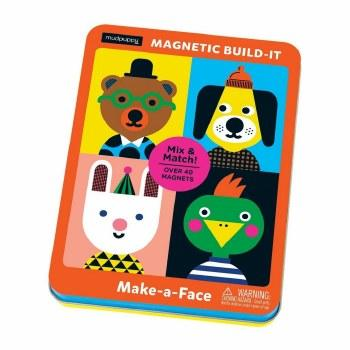 Make-a-Face Magnetic Build-It