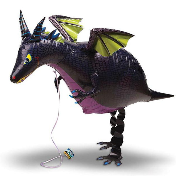 Air Walker Mylar Balloon Pet, Dragon