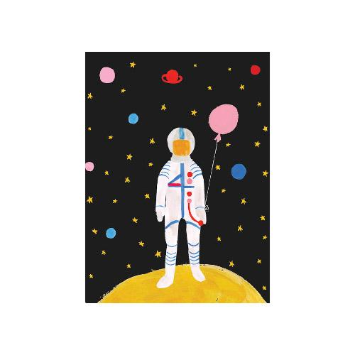 Petite Card - Out of This World