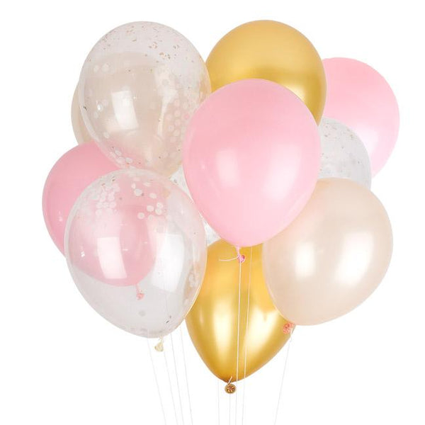 Party Balloon Mix, Princess Collection
