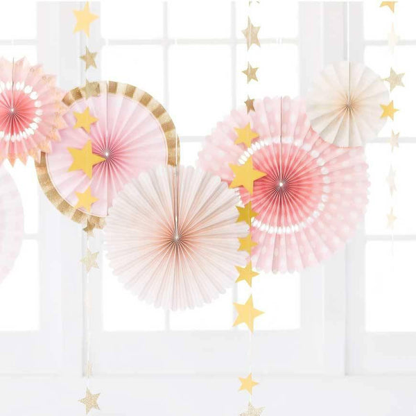 Princess Glitter Star Mini Banner available at Shop Sweet Lulu