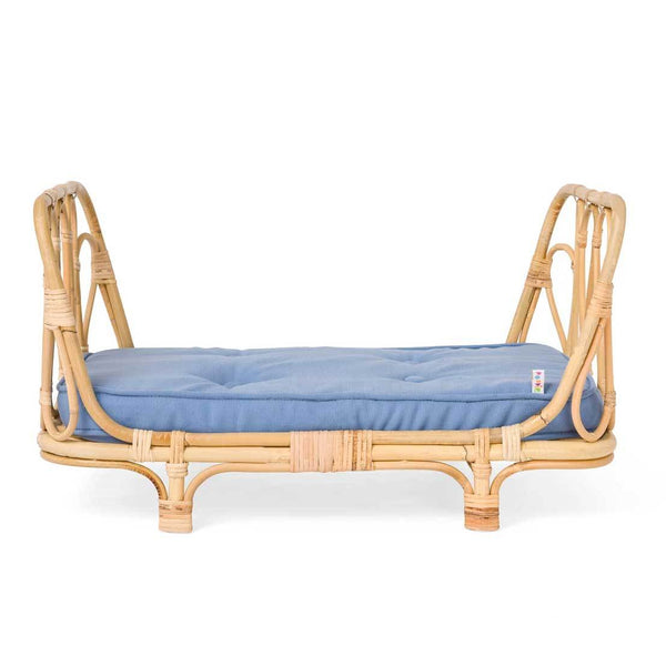 Poppie Rattan Doll Daybed