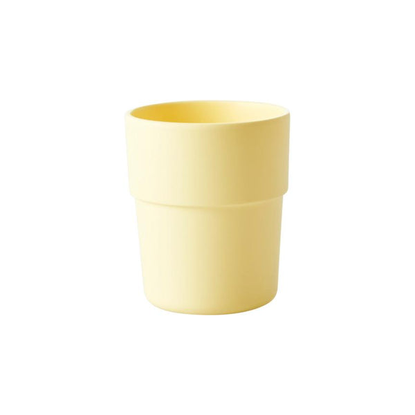 Yellow Pastel Melamine Cup