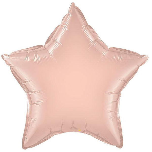 "20"" Rose Gold Foil Star Balloon available at Shop Sweet Lulu"