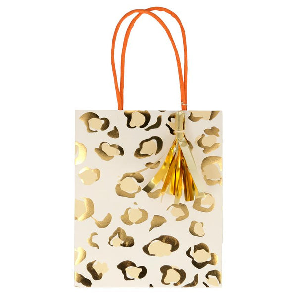 Safari Animal Print Party Bags