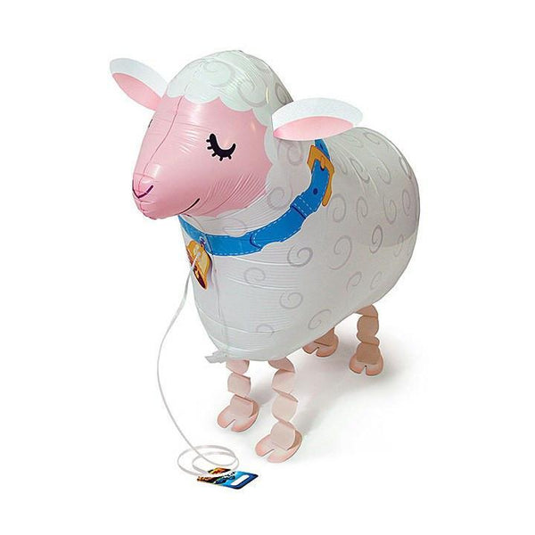 Air Walker Mylar Balloon Pet, Sheep available at Shop Sweet Lulu