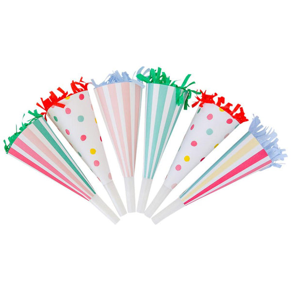 'It's a Party' Party Horns available at Shop Sweet Lulu