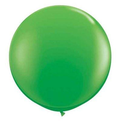 "36"" Round Balloon: Spring Green available at Shop Sweet Lulu"