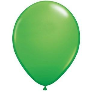 "11"" Latex Balloon, Spring Green available at Shop Sweet Lulu"