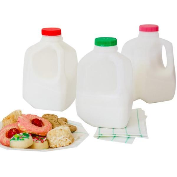 Mini Milk Jugs