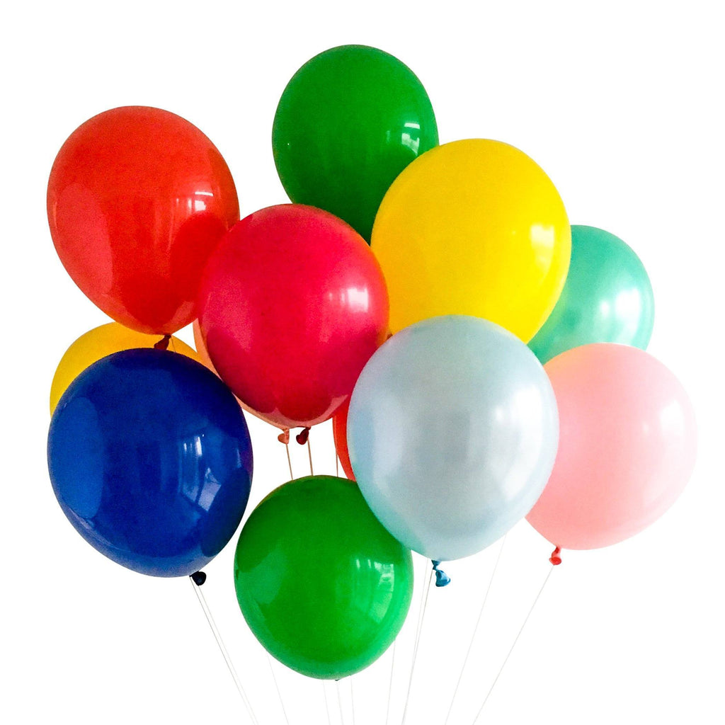 Happy Birthday Balloon Mix available at Shop Sweet Lulu