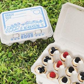 Vintage Style Egg Cartons available at Shop Sweet Lulu