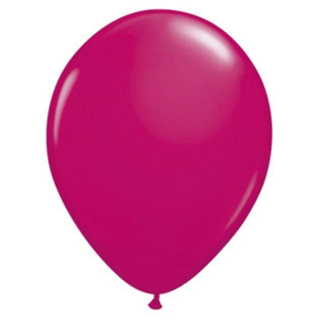 Latex Balloon, Wild Berry available at Shop Sweet Lulu
