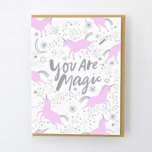 Magic Birthday Card