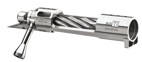 Defiance AnTi Short Action Magnum Bolt Face