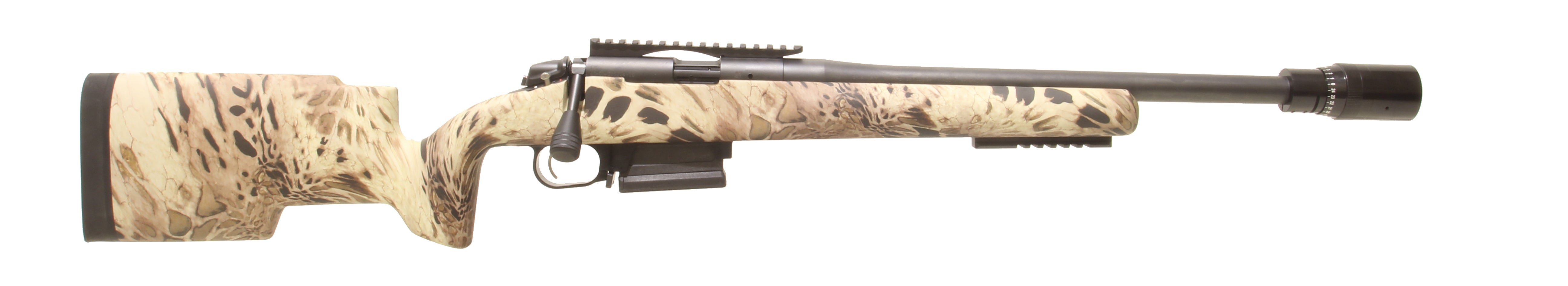 APR Custom 22 Long Rifle
