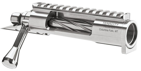 Defiance Tenacity Long Action Ultra Magnum Bolt Face