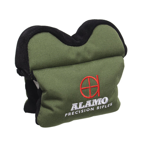 APR Hunting Blind Shooting Bag Green with Red Logo