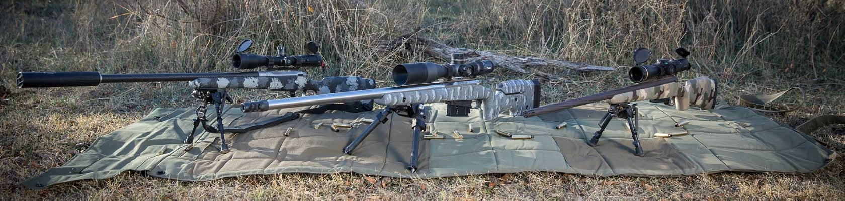 Custom Rifle by Alamo Precision Rifles