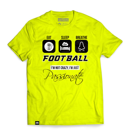 Eat Sleep Breathe Football Tee