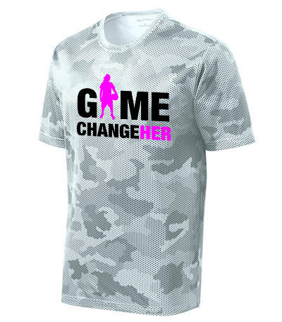 Game ChangeHER - Basketball (BK camo)