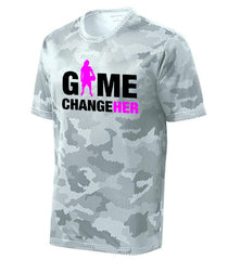 Game ChangeHER - Basketball (WT camo) - Breaking Boundaries Apparel