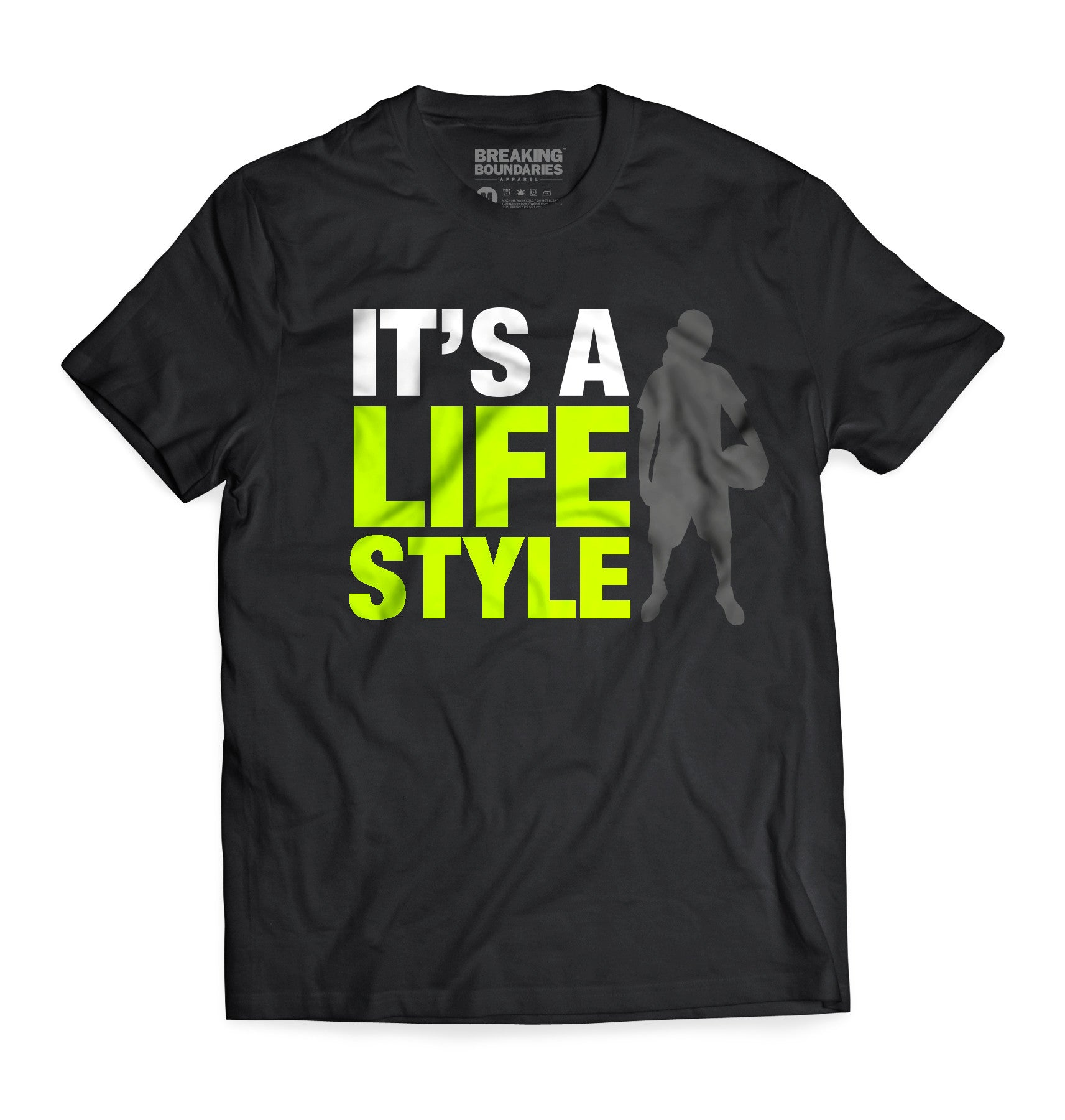 It's a Lifestyle Tee - Women's Basketball
