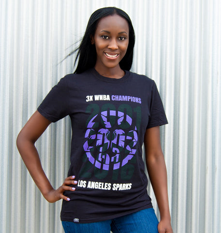 LIMITED EDITION LA Sparks Championship Tee