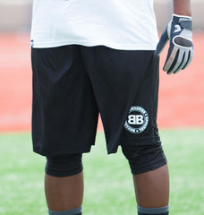 BBA Performance Shorts - Breaking Boundaries Apparel  - 2