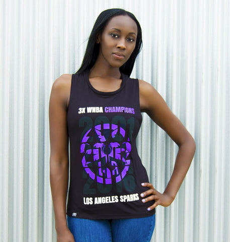 LIMITED EDITION LA Sparks Championship Tank