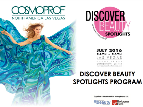 Spoolies CosmoProf Discover Beauty 2016
