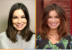 Spoolies® Curlers on Rachael Ray with Gretta Monahan -2