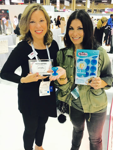 Spoolies CosmoProf 2016 Jeanne James and Stacy Cox Trendsetter Award