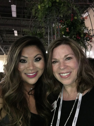 Spoolies CosmoProf 2016 Jeanne James and Jennifer Chan Trendsetter Award