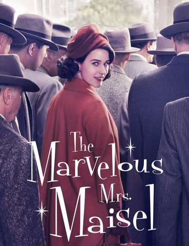 Marvelous Mrs. Maisel and Spoolies Hair Curlers