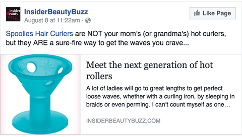 Insider Beauty Buzz for Spoolies!