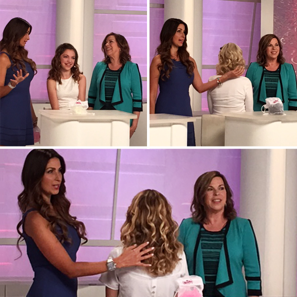 Spoolies had a fabulous show On Air on EVINE Live! We featured three models spanning different age groups and hair types.