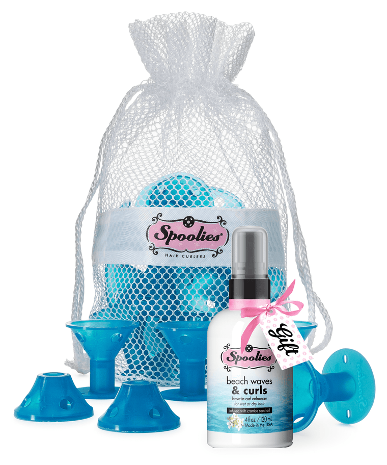 15 pc Jumbo Spoolies & Spray Gift - Available in all 5 Colors!