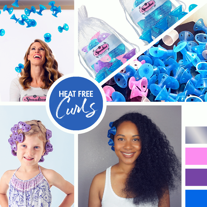30 pc - Double Pack Jumbo Fairytale Dreams (+6 Free Curlers)!