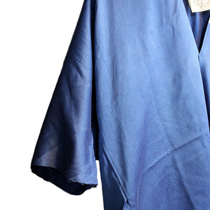 Blue Muse Silk Top
