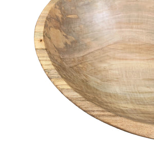 Brown Spalted Ambrosia Bowl - Small