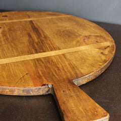 Brown Wooden French Bread Board