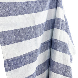 Blue + White Stripe Hand Towel *more colors available*