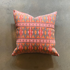"Orange Indoor/Outdoor Pillow - 20"" x 20"""