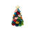 Multi Colored Felt Tabletop Tree