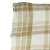 Brown Stripe Tablecloth - Rectangle