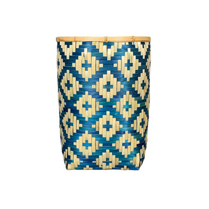 Brown Handwoven Basket *more colors available*