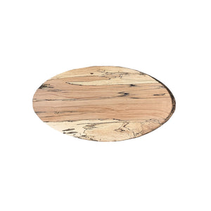 Brown Spalted Maple Board - Medium