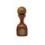 Brown Vintage Leather Decanter