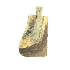 .Brown Wooden Board - Medium